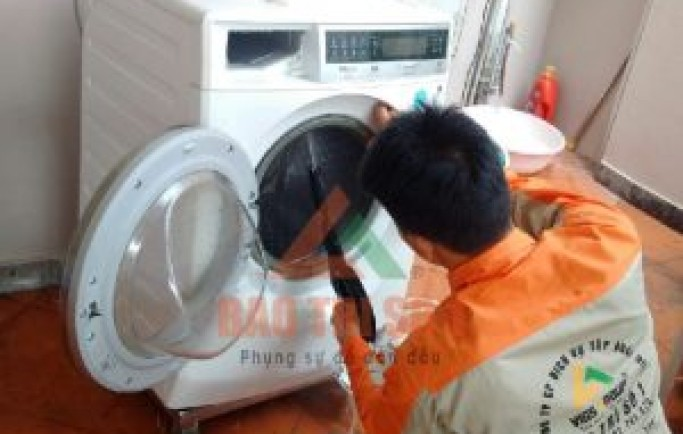 Sửa máy giặt chuyên nghiệp ngay tại nhà - Hiệu quả ngay lập tức