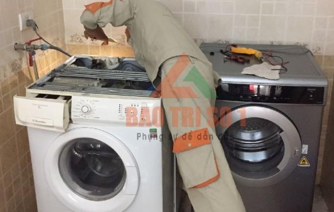 Sửa máy giặt không cấp nước tại nhà 12 quận Hà Nội