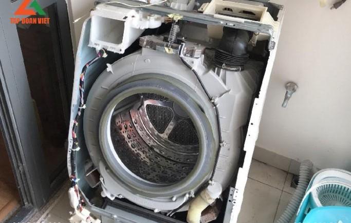 Sửa máy giặt tại nhà trải dài trên 12 quận Hà Nội dứt điểm lỗi ngay
