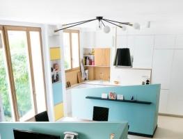 Tân tạo lại không gian bếp bạn đã nghĩ tới chưa?