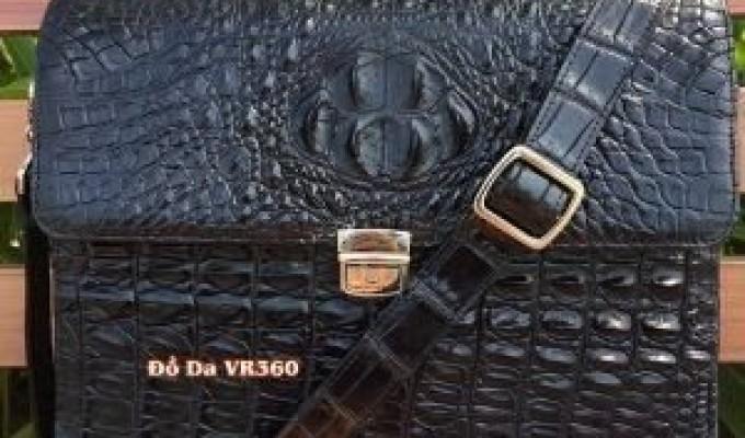 Thắt lưng Cá Sấu chính hãng TL12 giá 849 ngàn