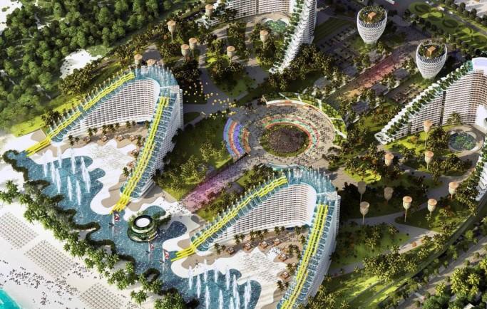 The Arena Cam Ranh cơ hội đầu tư rộng mở
