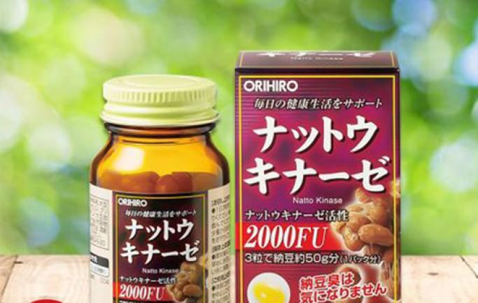 Tư vấn bạn sản phẩm Nattokinase 3000FU của Nhật Bản uy tín nhất