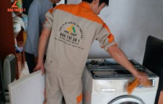 Tư vấn dịch vụ sửa chữa máy giặt toshiba tại nhà đơn giản nhé bạn
