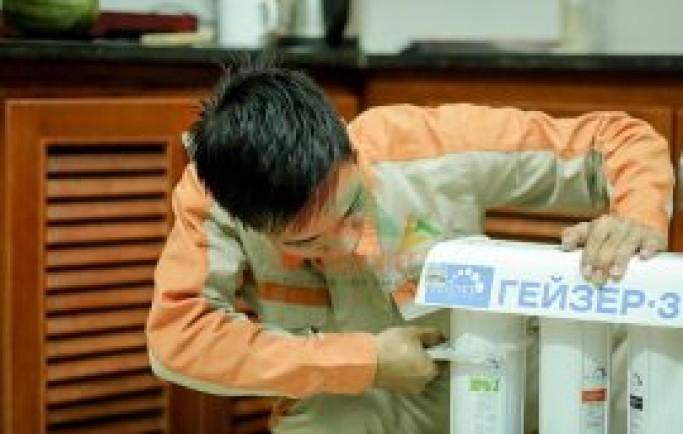 Tư vấn dịch vụ sửa chữa máy lọc nước tại nhà chi phí rẻ ở hà nội
