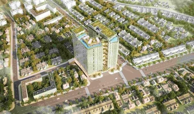 Vị trí vàng của dự án chung cư Picity