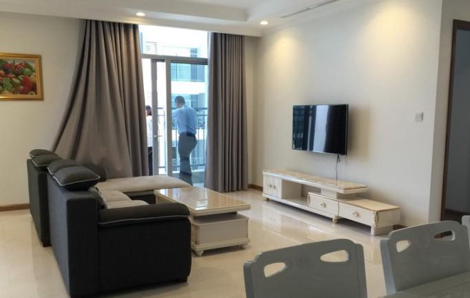Vinhomes Central Park apartment for rent nội thất đẹp sang 3pn lầu cao