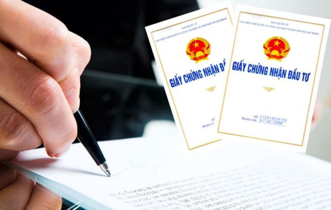 Xin giấy chứng nhận đăng ký đầu tư như thế nào?
