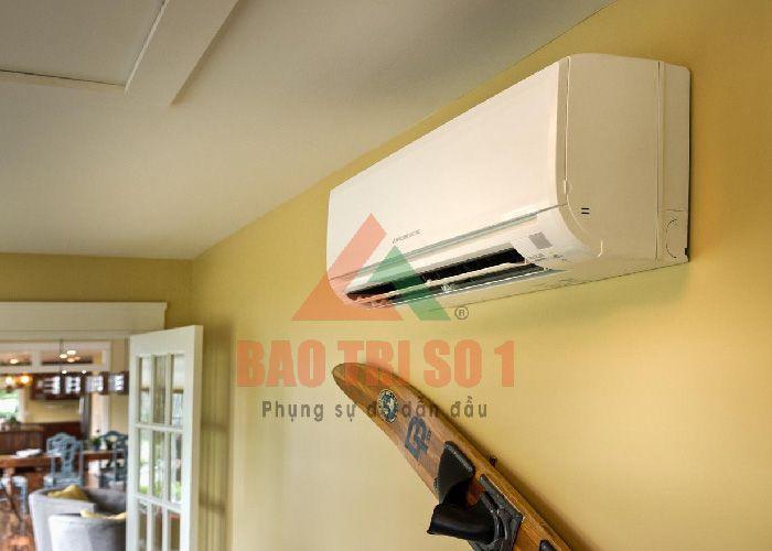 Dịch vụ sửa chữa điều hòa tại nhà đảm bảo chất lượng số một