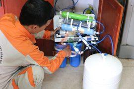 Dịch vụ sửa máy lọc nước lỗi kêu tạch tạch đảm bảo uy tín nhất