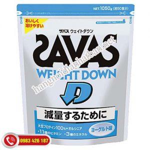 Giảm cân Savas Meiji vị sữa chua hàng chính hãng tại Hàng Nội Địa