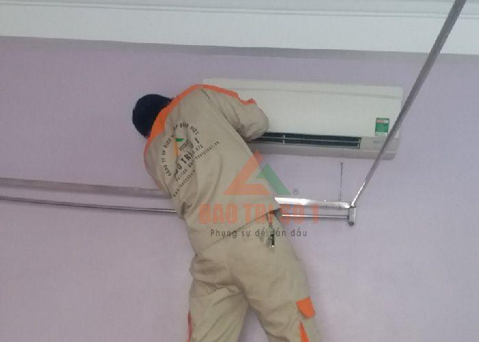 Giới thiệu dịch vụ sửa chữa điều hòa tại nhà hiệu quả lỗi ngay