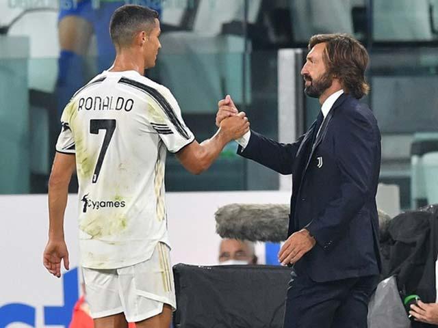 HLV Pirlo chê SAO Juventus