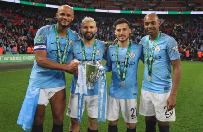 Man City sẽ vô địch 3 mùa liên tiếp hơn cả MU?