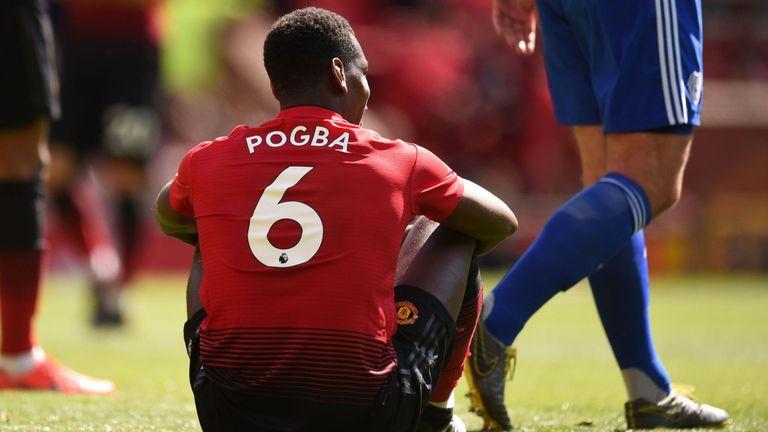 Manchester United đồng ý bán Pogba cho Real Mandrid