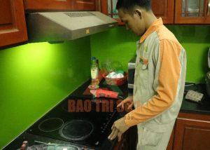 Sửa bếp từ Goldsun tại nhà cam kết sửa lỗi hết