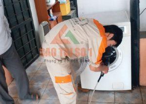 Sửa máy giặt tại quận Đống Đa hết lỗi dứt điểm