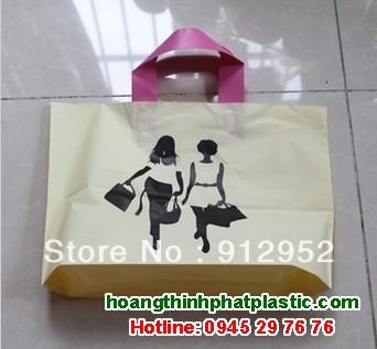 Thiết kế túi nilon đẹp tại Hoàng Thịnh phát