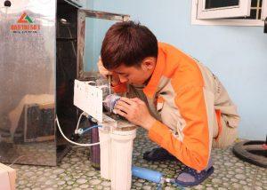 Trung tâm sửa chữa máy lọc nước tại nhà cam kết hiệu quả lập tức