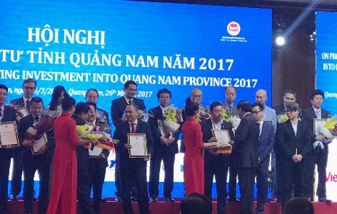 Đất Xanh đầu tư dự án 4.600 tỷ đồng tại Quảng Nam