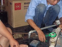 Cách phân biệt và loại trừ máy bơm nước Pentax