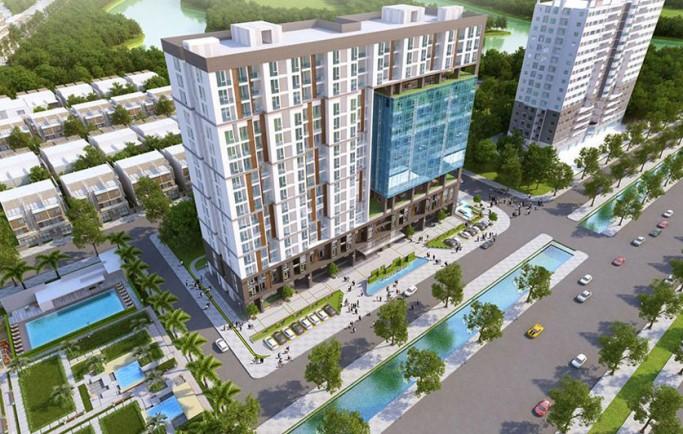 Đánh giá dự án căn hộ cao cấp  Kingdom 101 Tô Hiến Thành