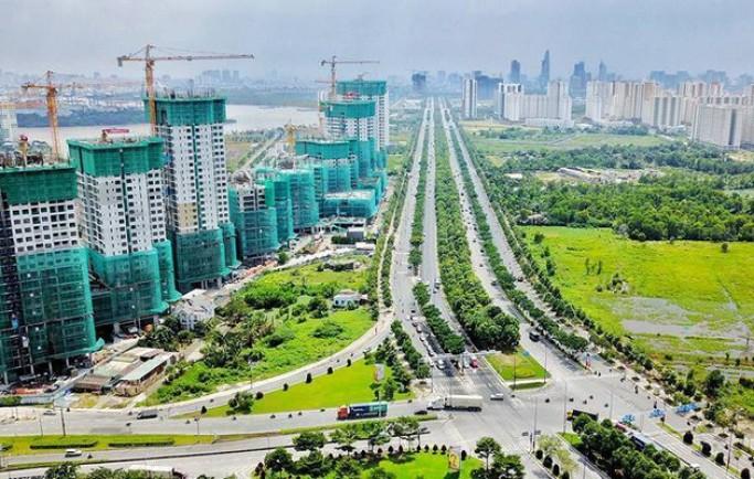 Địa ốc Long Phát: BĐS sinh thái, xu hướng đứng số 1 ở thành thị vệ tinh