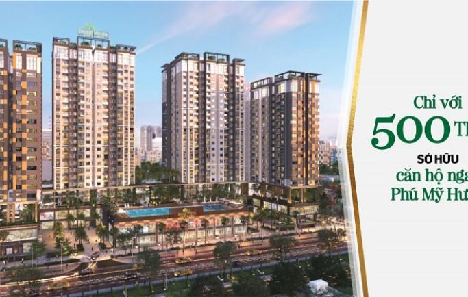 Dự án Park Vista, điểm nhấn về tiện ích và kiến trúc tại Nam Sài Gòn