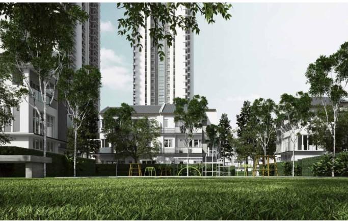 Dự án ParkCity Hanoi tại Hà Đông đầy đủ tiện nghi cực chất