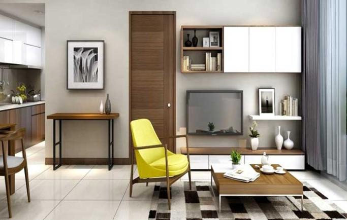 Hiểu thêm về nội thất căn hộ mẫu dự án căn hộ Gem Riverside Đất Xanh
