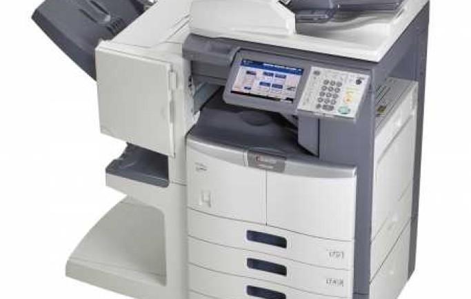 Tác hại khôn lường khi thay linh kiện photocopy toshiba giá rẻ hàng rởm