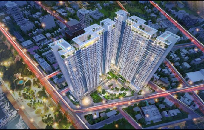 Tổng quát Siêu đầu tư căn hộ cao cấp Kingdom 101 Q10