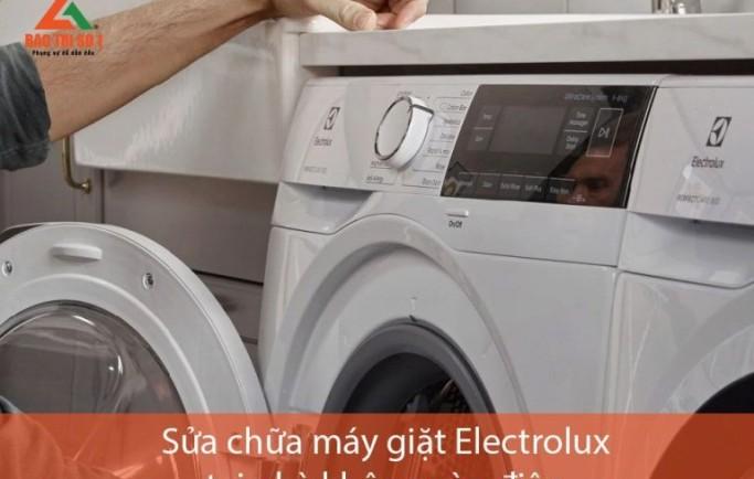 Tư vấn dịch vụ sửa máy giặt tại nhà hiệu quả lỗi dứt điểm nhanh chóng